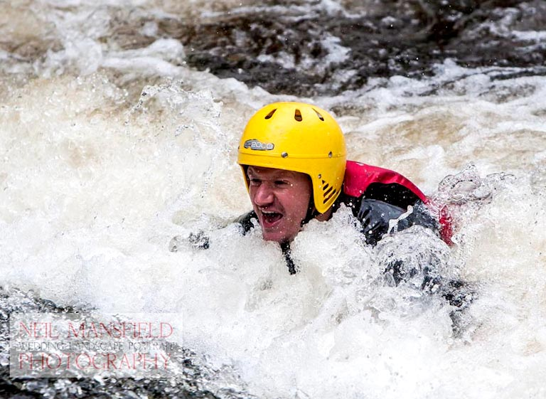 canyoning in south wales