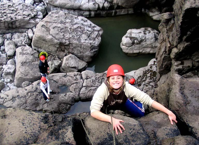 rock climbing in wales